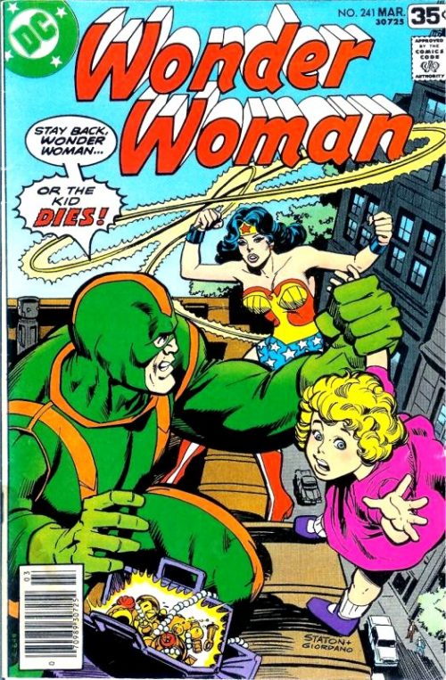 Wonder Woman Volume One issue 241