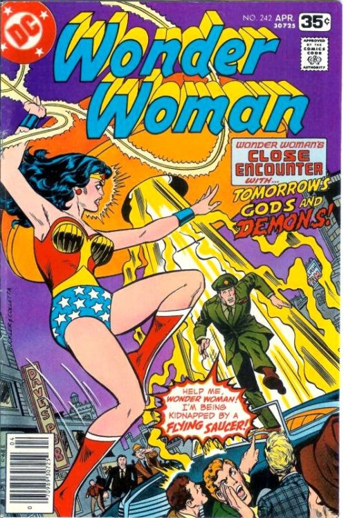 Wonder Woman Volume One Issue 242