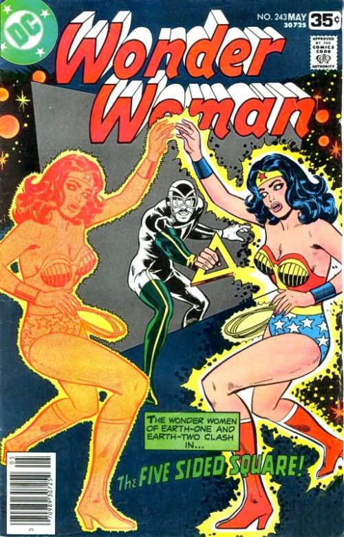 Wonder Woman Volume One Issue 243