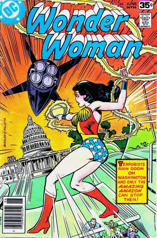 Wonder Woman Volume One Issue 244