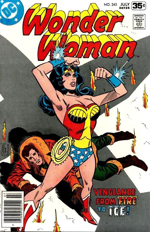 Wonder Woman Volume One Issue 245