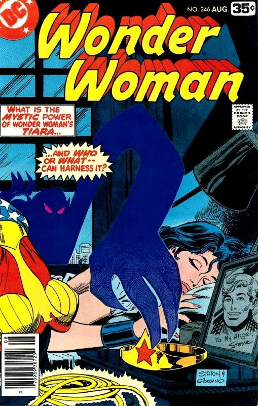 Wonder Woman Volume Issue 246