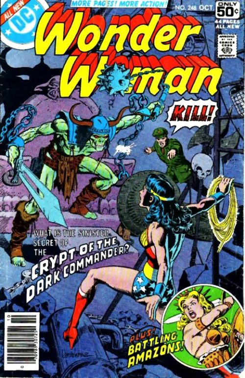 Wonder Woman Volume One Issue 248
