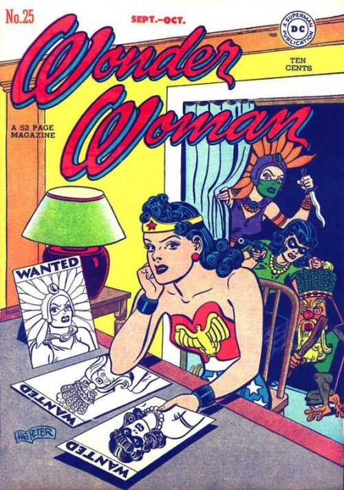 Wonder Woman Volume One Issue 25