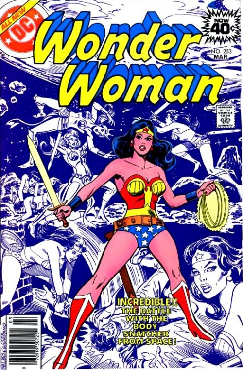 Wonder Woman Volume One issue 253