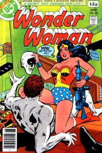 Wonder Woman Volume One Issue 256