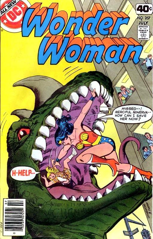 Wonder Woman Volume One Issue 257