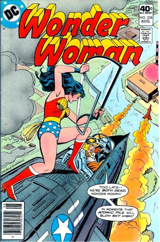 Wonder Woman Volume One Issue 258