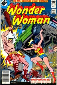 Wonder Woman Volume One Issue 259