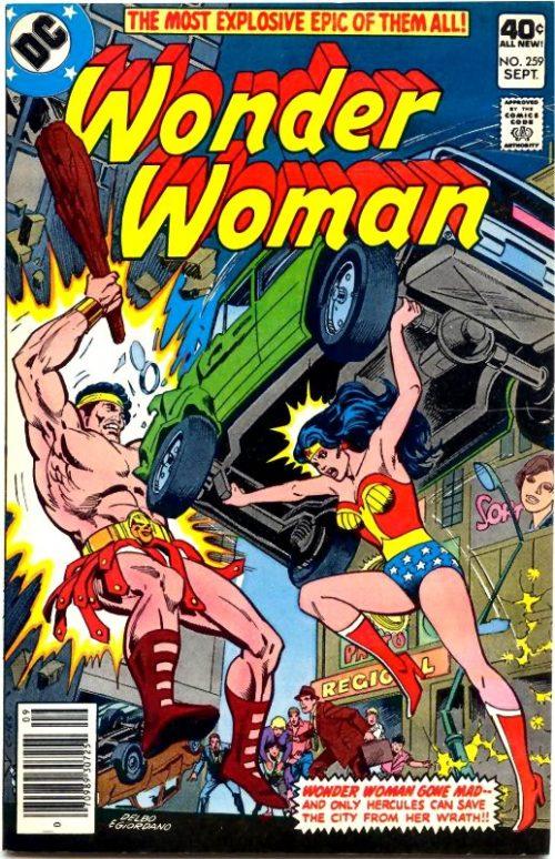 Wonder Woman Volume One Issue 259