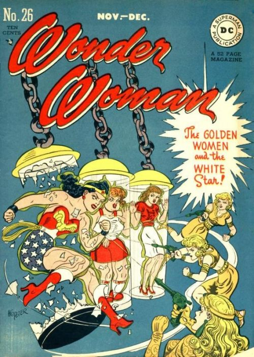 Wonder Woman Volume One Issue 26