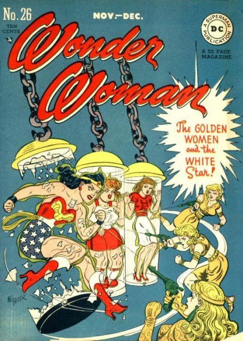 Wonder Woman Volume One Issue 26