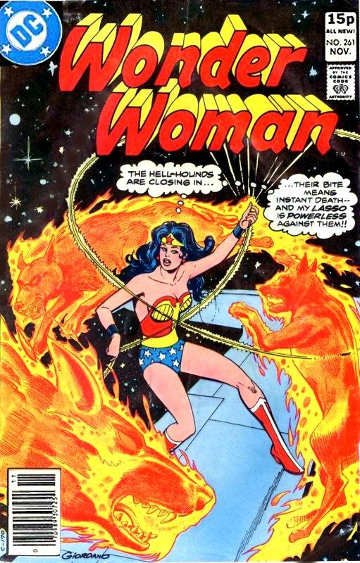 Wonder Woman Volume One issue 261