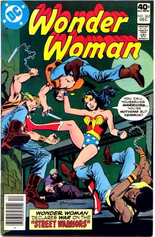 Wonder Woman Volume One Issue 262