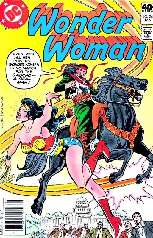 Wonder Woman Volume One Issue 263