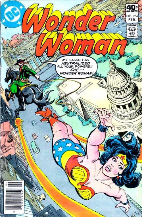Wonder Woman Volume One issue 264