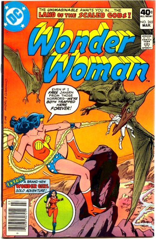 Wonder Woman Volume One issue 265