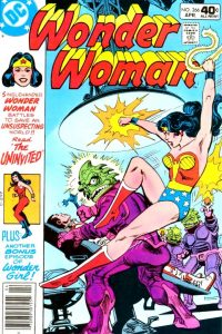 Wonder Woman Volume One issue 266