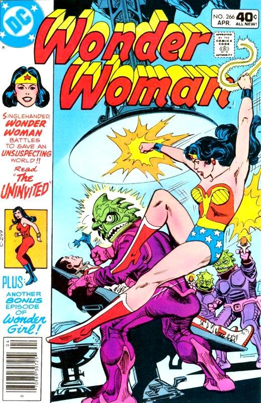 Wonder Woman Volume One issue 266