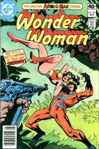 Wonder Woman Volume One issue 267