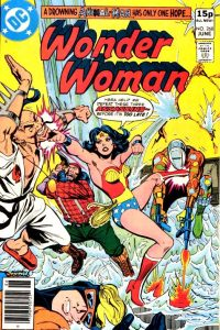 Wonder Woman Volume One Issue 268