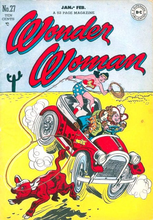 Wonder Woman Volume One Issue 27