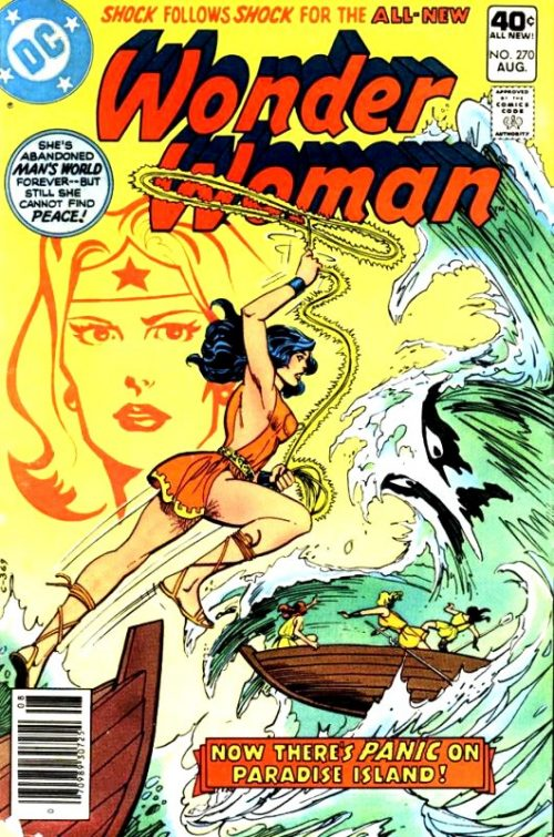 Wonder Woman Volume One Issue 270
