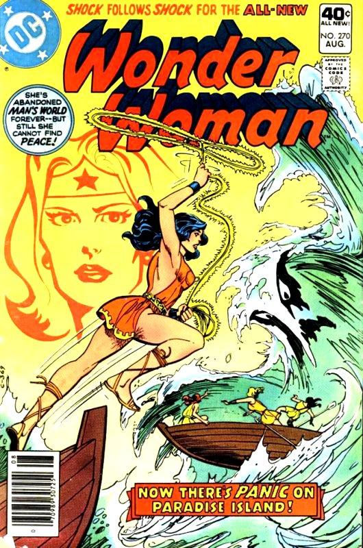 Wonder Woman Volume One Issue 270