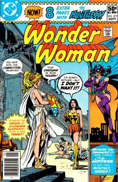 Wonder Woman Volume One Issue 271