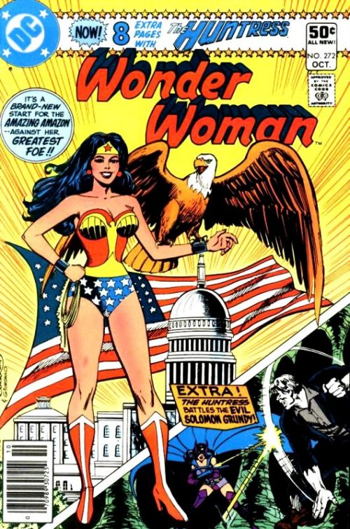Wonder Woman Volume One issue 272