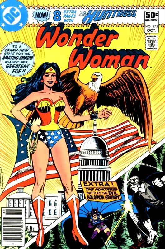 Wonder Woman Volume One issue 272