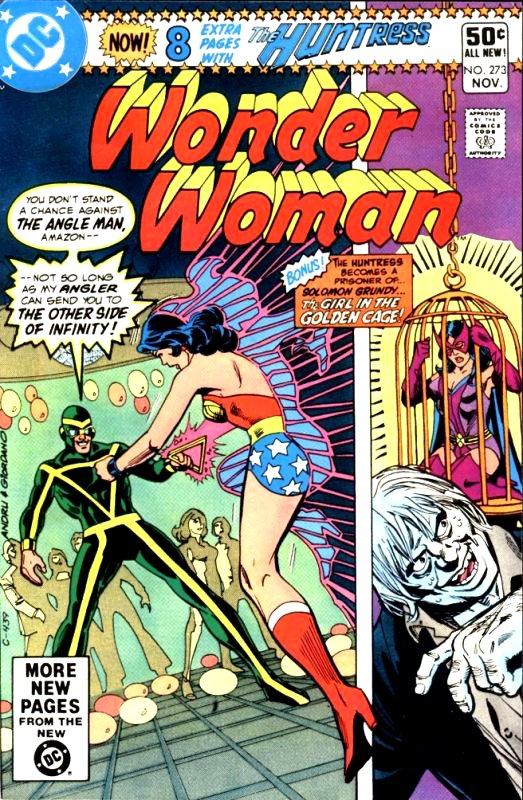 Wonder Woman Volume One Issue 273