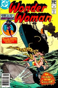 Wonder Woman Volume One Issue 275