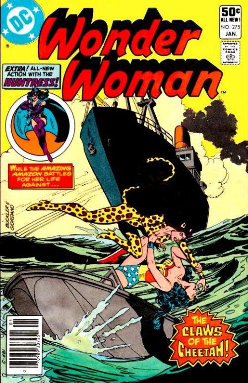 Wonder Woman Volume One Issue 275