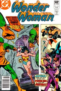 Wonder woman Volume One Issue 276