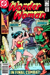Wonder Woman Volume One Issue 278