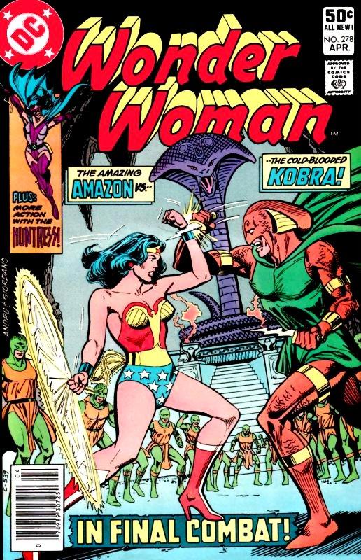 Wonder Woman Volume One Issue 278