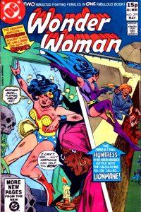 Wonder Woman Volume One Issue 279