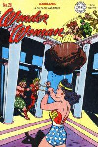 Wonder Woman Volume One Issue 28