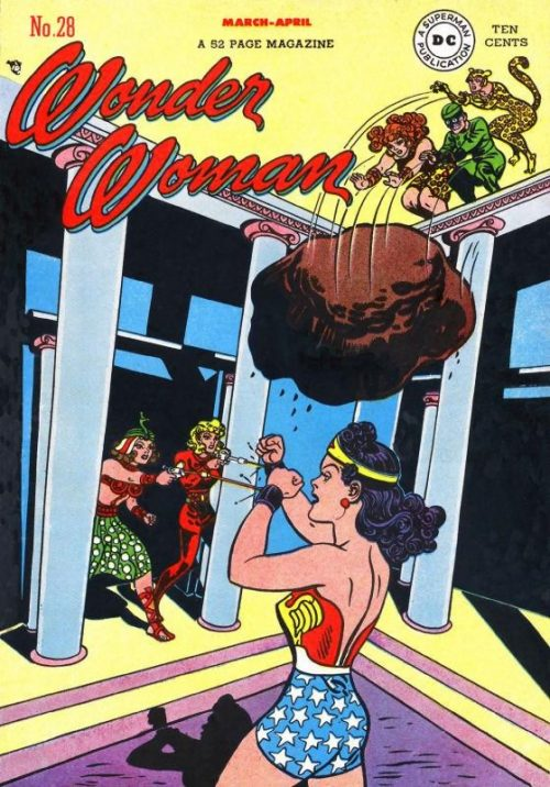 Wonder Woman Volume One Issue 28