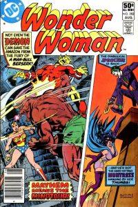 Wonder Woman Volume One Issue 282