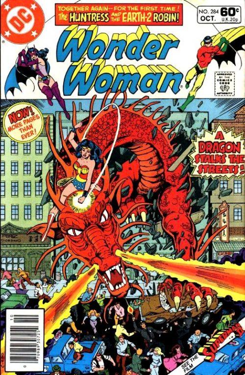 Wonder Woman Volume One Issue 284