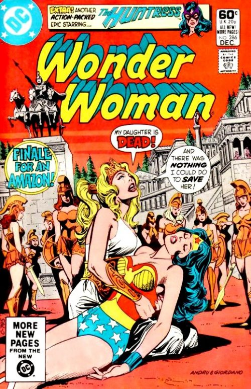 Wonder Woman Volume One Issue 286