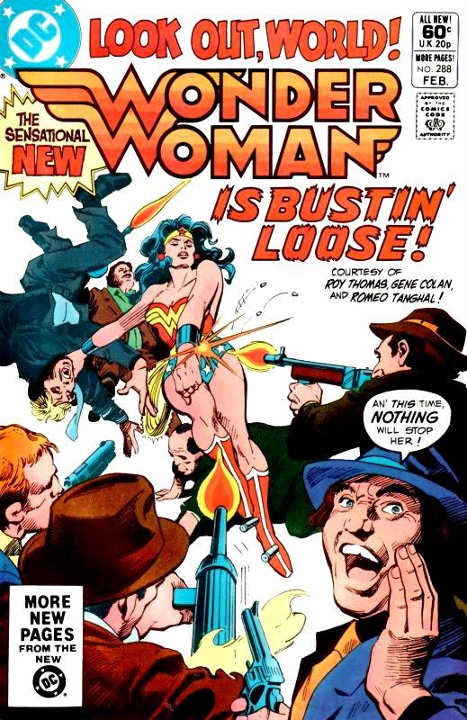 Wonder Woman Volume One Issue 288