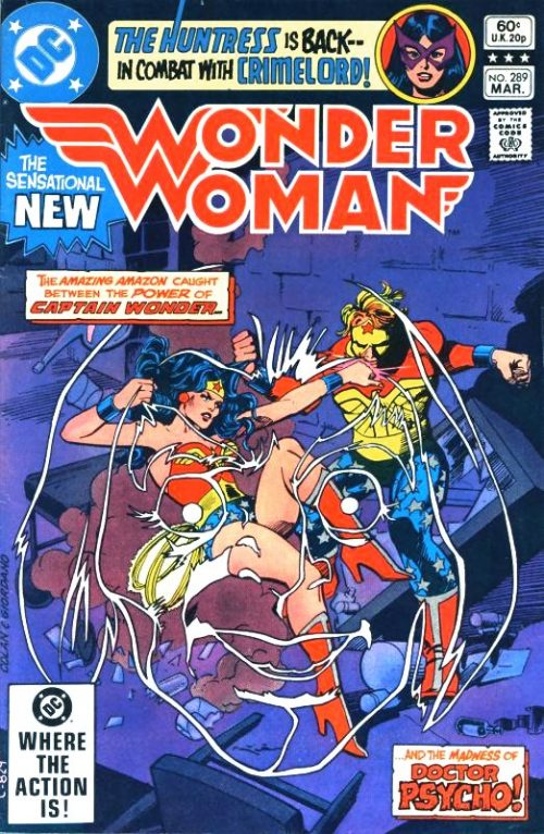 Wonder Woman Volume One Issue 289