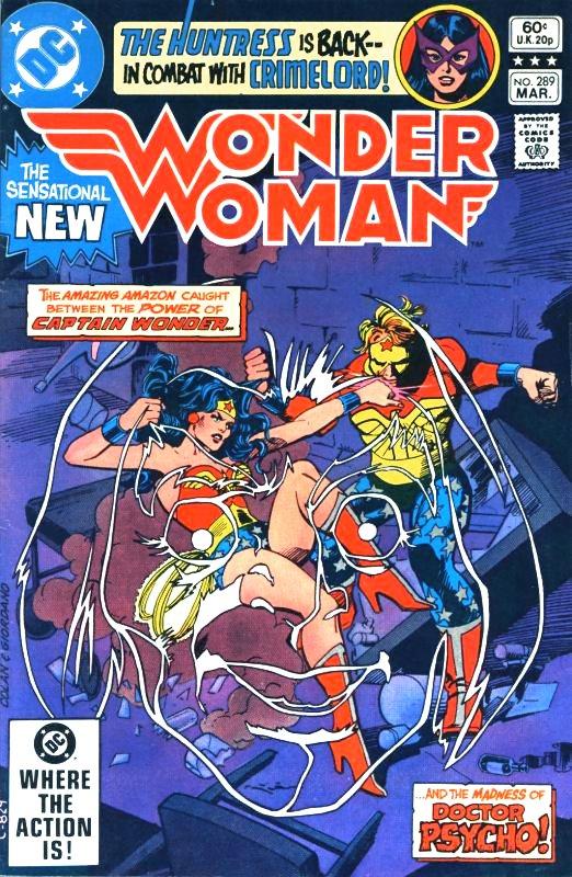 Wonder Woman Volume One Issue 289