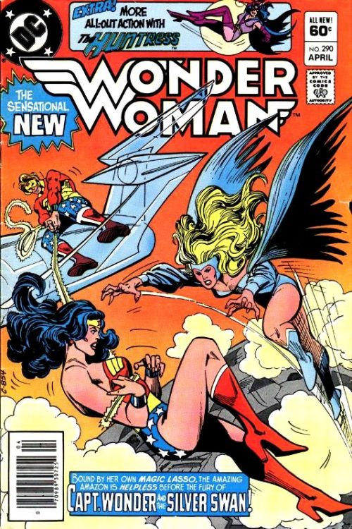 Wonder Woman Volume One Issue 290