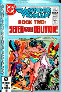 Wonder Woman Volume One Issue 292