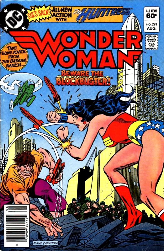 Wonder Woman Volume One Issue 294