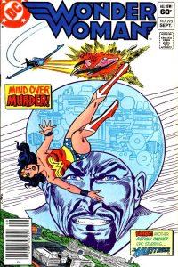 Wonder Woman Volume One Issue 295